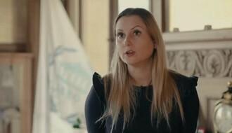 Aleksandra Jerkov danas u policiji saznala zašto ju je tužio predsednik stranke