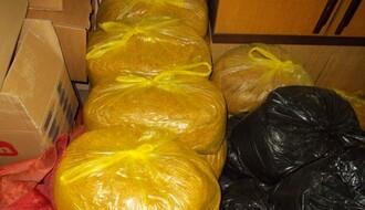 Novosadska policija zaplenila 490 kilograma duvana