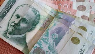 Država danas uplaćuje 60% minimalca za više od milion radnika u Srbiji