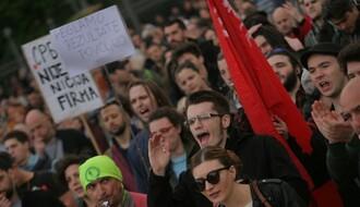 FOTO: Osmi dan protesta u Novom Sadu