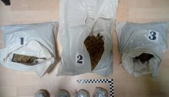 MUP: Novosadska policija zaplenila više od tri kile marihuane