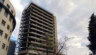 Zgrada Radničkog univerziteta ponovo na licitaciji, cena niža za oko pola miliona evra