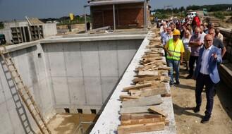 VUČEVIĆ: Prečistač za kanalizaciju u Begeču gotov do kraja oktobra