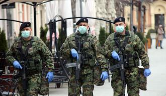 Devet vojnika obolelo od korona virusa, 642 u samoizolaciji