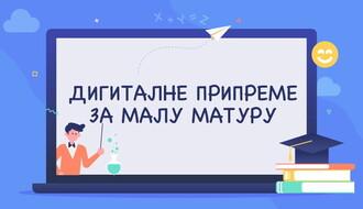 RTV: Digitalne pripreme za malu maturu od prvog aprila