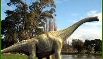 Dinosaurusi stižu u Dunavski park