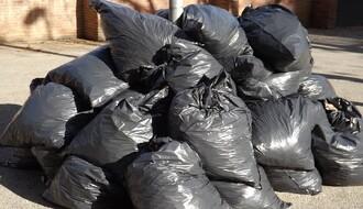 S Tvrđave odneto preko sto tona smeća