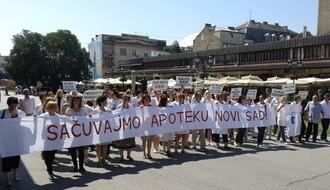 NE ODUSTAJU: Apotekari za sutra najavili novi protest