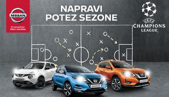 Nissanov potez sezone: Posebne pogodnosti i beskamatno finansiranje