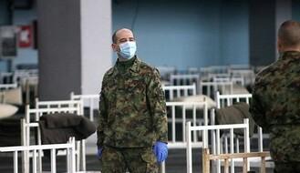 Poslednje pripreme za prijem pacijenata na NS sajam, Vučević pozvao vernike da poštuju naredbe vlade