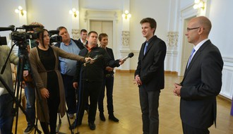 Stefan Velja odlazi na studije u Beč, gradonačelnik se nada da će se mladi vraćati