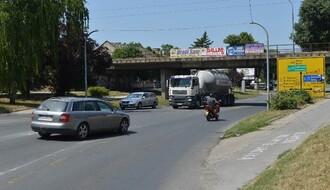 Visok nivo buke u više gradskih kvartova, najtiše u Petrovaradinu