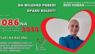 """HUMANITARNI PONEDELJAK"": Pomoć Novosađana potrebna Milenku Jovinu"