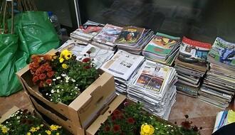 """""""NOVOSADSKA JESEN"""": Zamenite stari papir za sadnice drveća i cveća"""