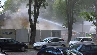 Počelo rušenje objekata u Radničkoj 2, rok za završetak radova 90 dana (FOTO)