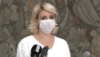 Ministarka ličnim primerom želi da pokaže koliko je vakcinacija važna