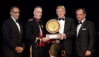 Donald Tramp nominovan za Nobelovu nagradu za mir