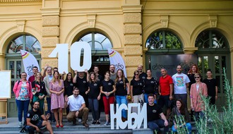 Novosadska biciklistička inicijativa proslavila deseti rođendan