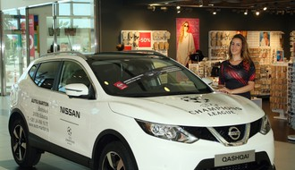 Nissan Qashqai: Krenite na letovanje novim automobilom (FOTO)