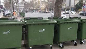 """""""Čistoća"""" sklanja oštećene kontejnere"""