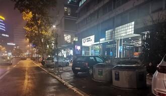 """Automobil udario vozača JKP """"Gradska čistoća"""" ispred """"Arene"""", vozač pobegao"""