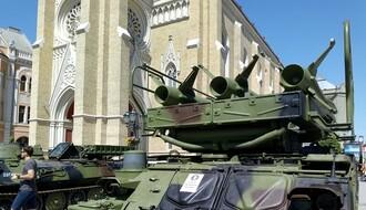 Proslava Dana Vojske Srbije sutra u Novom Sadu (FOTO)