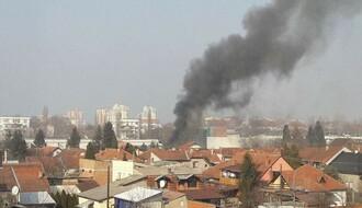 TELEP: Dve osobe teško povređene u dva odvojena požara (FOTO)