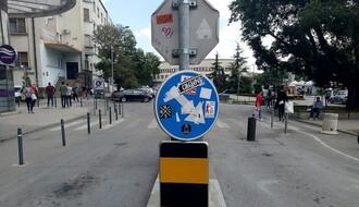 Od 8. do 15. jula deo Ulice Modene zatvoren za saobraćaj