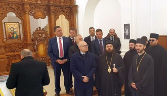 Gradonačelnik Novog Sada posetio Vukovar