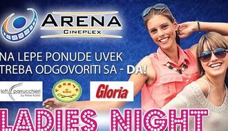 """ARENA CINEPLEX: Ladies night uz sjajnu komediju """"Zavedi me ako možeš"""""""