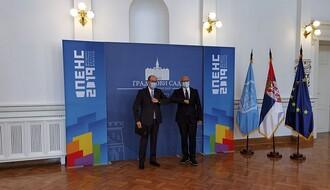 Ambasador Italije danas u poseti Novom Sadu (FOTO)