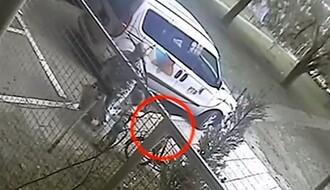 Krivična prijava za baku koja je ukrala torbicu na Novom naselju (VIDEO)