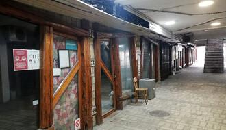 """""""ZONA SUMRAKA"""":  U Novom Sadu sve više praznih lokala, pojedini pasaži deluju sablasno (FOTO)"""