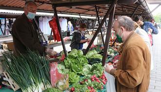 """""""Tržnica"""" pooštrava mere zaštite i prevencije na novosadskim pijacama"""