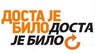 SAOPŠTENJE DJB: Demanti – Saša Radulović nije izjavio da će DJB ići na izbore 21. juna