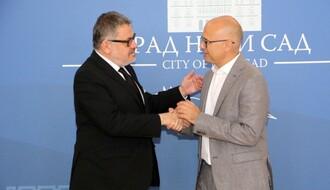 Odlazeći ambasador Crne Gore posetio gradonačelnika