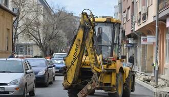 FOTO patrola: Radovi u Vojvode Bojovića
