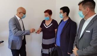Prvi stanari solidarnih stanova dobili ključeve