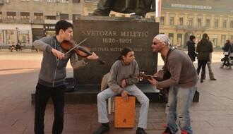 Novosađani: Bend uličnih svirača traži ime! (VIDEO)