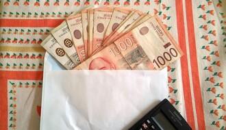 Prosečna plata u Srbiji u decembru 52.372 dinara