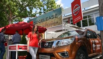 """""""Nissan Navara"""" na Poljoprivrednom sajmu: Najsnažnije pikap vozilo u svojoj kategoriji"""