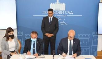 Novi Sad potpisao sporazum o saradnji sa Aleksandrijom