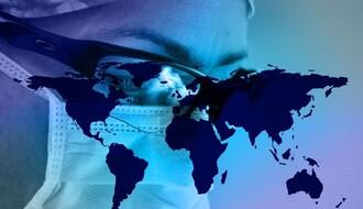 SZO: Najveći broj novozaraženih korona virusom u svetu drugi dan zaredom