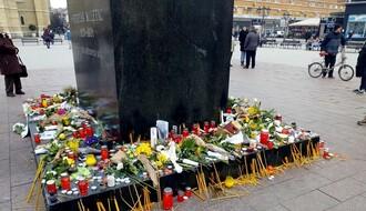 Dan žalosti u Novom Sadu povodom smrti Đorđa Balaševića