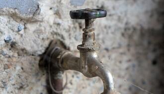 Ceo Begeč bez vode zbog havarije