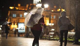 Foto priča: Kišne večeri, novosadske