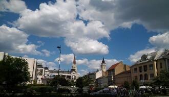 Vreme danas: Promenljivo oblačno, svežije, mestimično kiša, najviša dnevna u NS oko 22°C