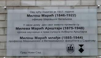 Za rekonstrukciju kuće Mileve Marić nije bilo zainteresovanih