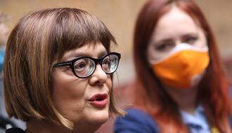 Maja Gojković otpuštena sa Infektivne klinike, oporavio se i Marko Đurić