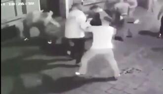 VIDEO: Na društvenim mrežama objavljen snimak brutalne tuče u Laze Telečkog